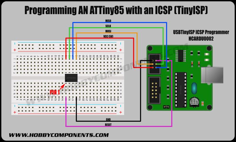 ATtiny85_ICSP_Example